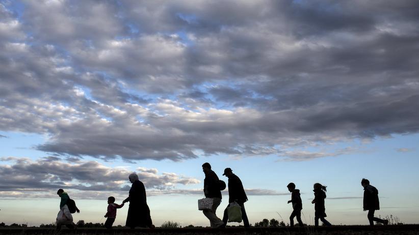 Einwanderung: Reiche Länder mit niedriger Geburtenrate sind auf Einwanderung angewiesen.
