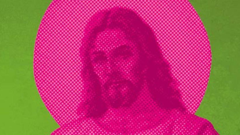 Wahlplakate: Jesus for Kanzler