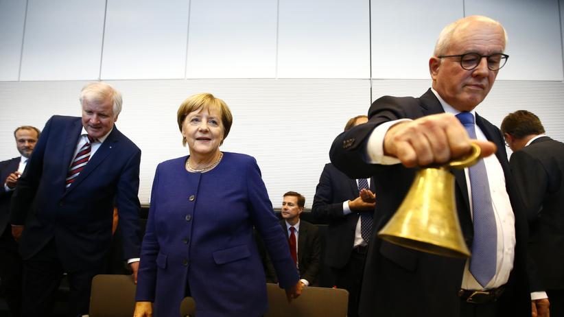 Koalition: Ohne roten Faden