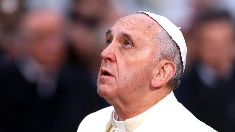 Papst Franziskus: Papst Franziskus in Rom (Archivbild)