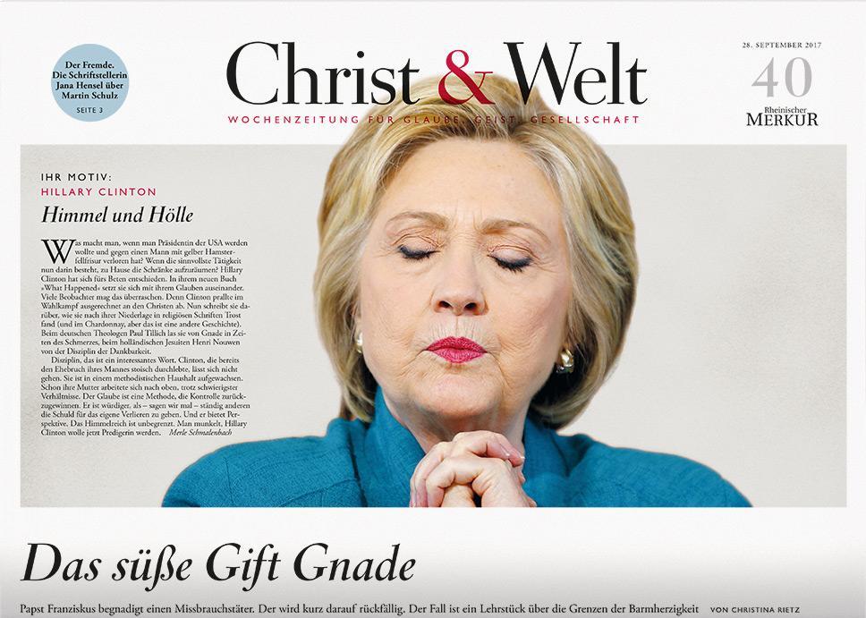 Christ&Welt 40/2017