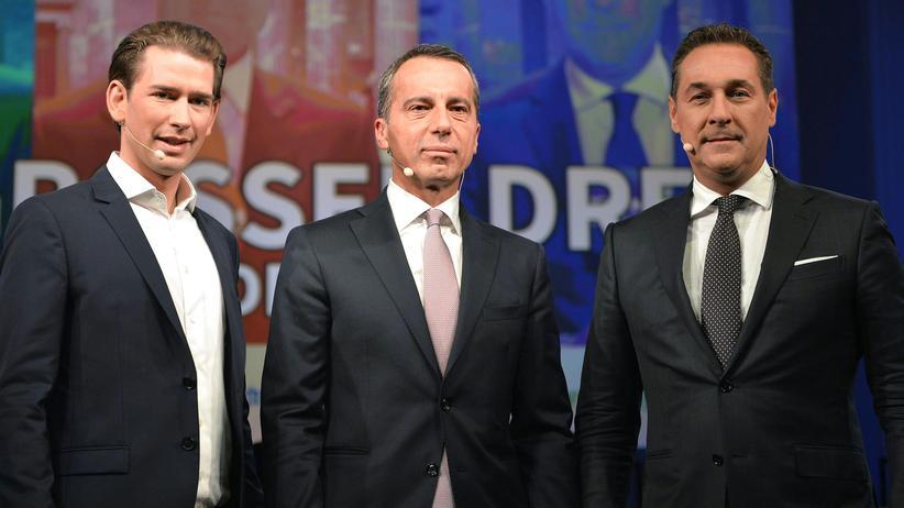 Koalition in Österreich: Wer kann mit wem?