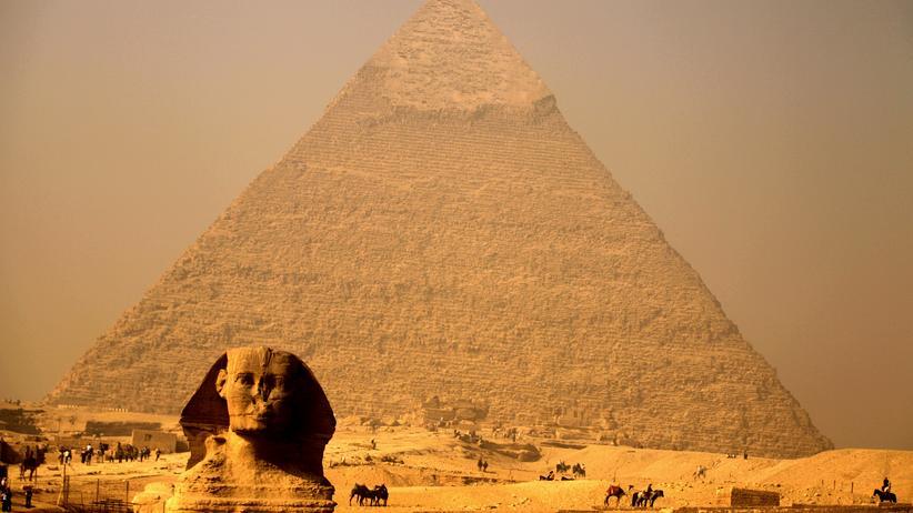 Ägypten: Sogar Kriege wurden nach Vulkanausbrüchen beendet.