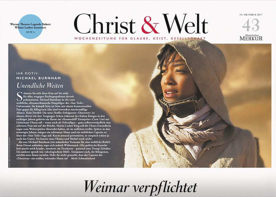 Christ&Welt 43/2017