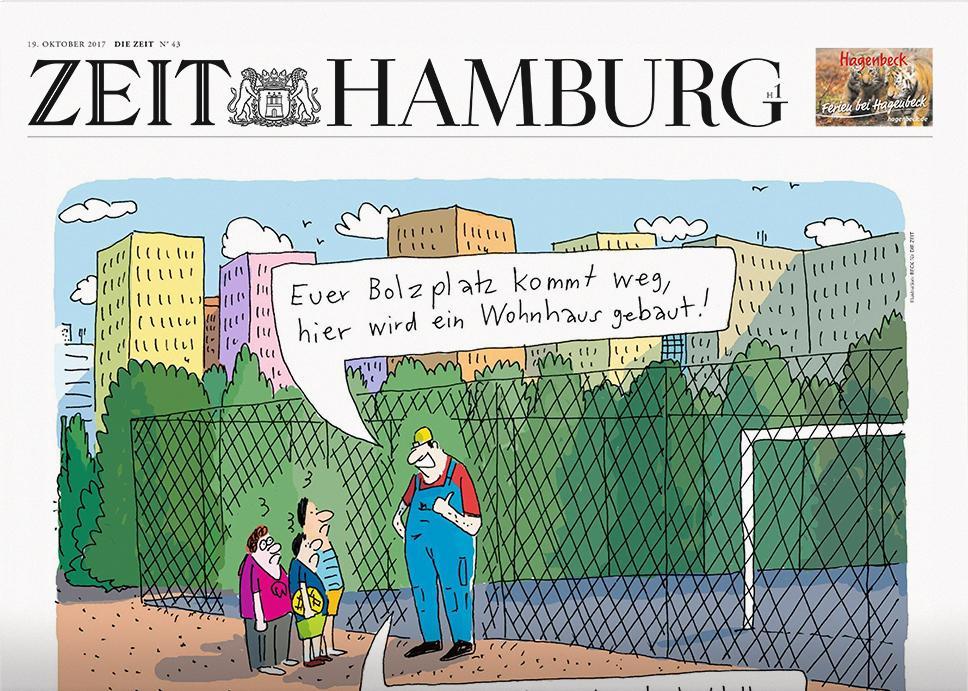 DIE ZEIT Hamburg 43/2017