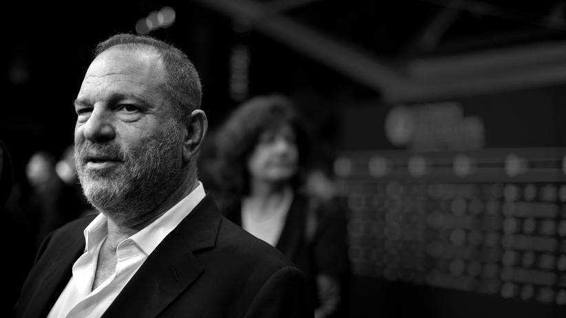 Sexismus: Hollywood-Filmproduzent Harvey Weinstein bei der Eröffnung des Filmfestivals Zürich 2016