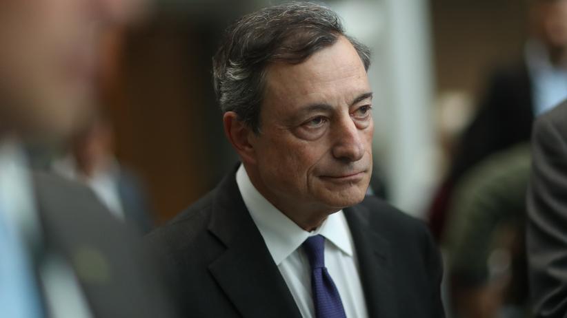 EZB: Das Märchen vom Brandstifter Draghi