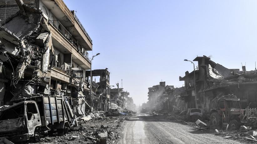 """""""Islamischer Staat"""": Gefährliche Leere"""