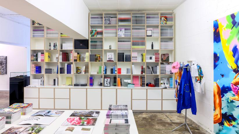 Unter der Erde: Johann Königs neue Galerie in London