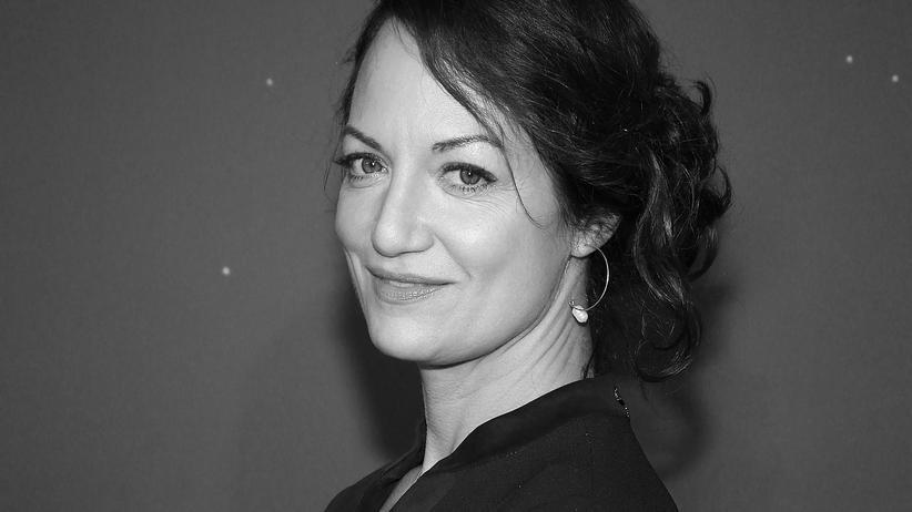 Die Schauspielerin Natalia Wörner