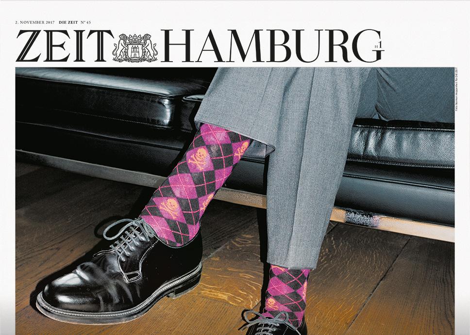 DIE ZEIT Hamburg 45/2017