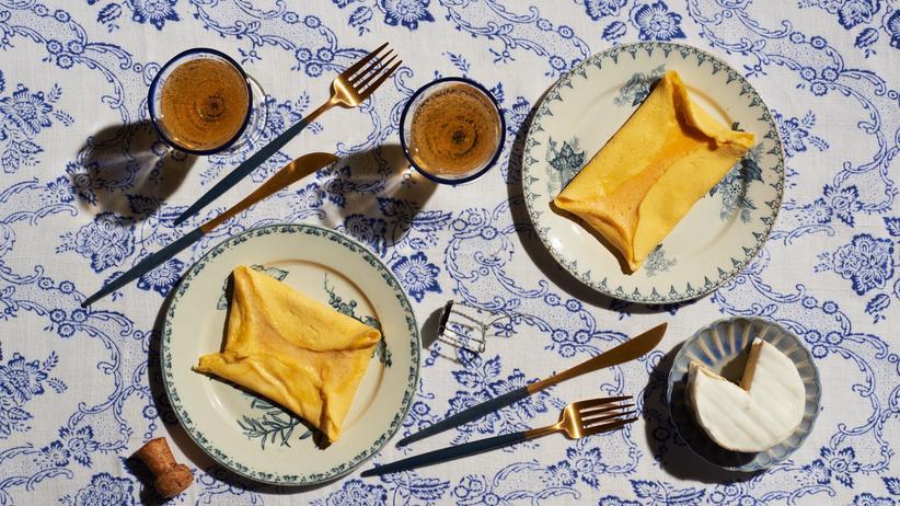 Klassisches Omelett: Die Omelettschule