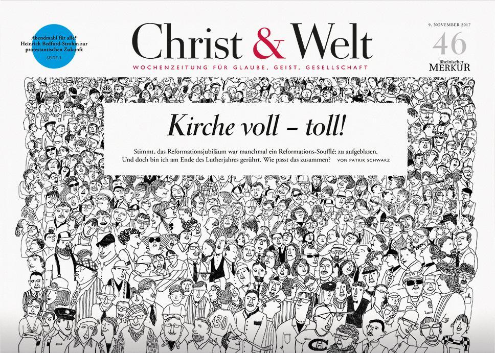 Christ&Welt 46/2017