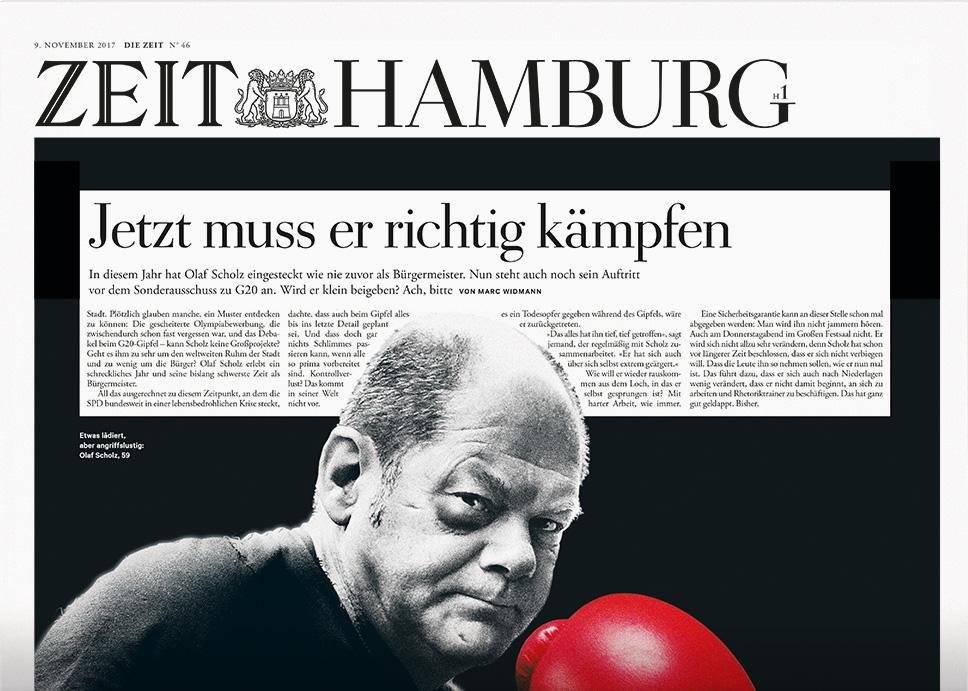 DIE ZEIT Hamburg 46/2017