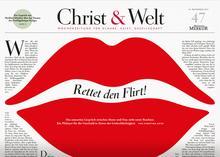 Christ & Welt 47/2017