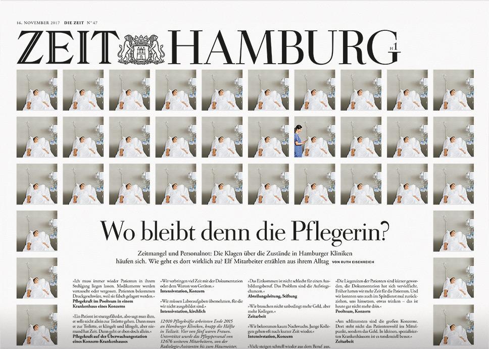 DIE ZEIT Hamburg 47/2017