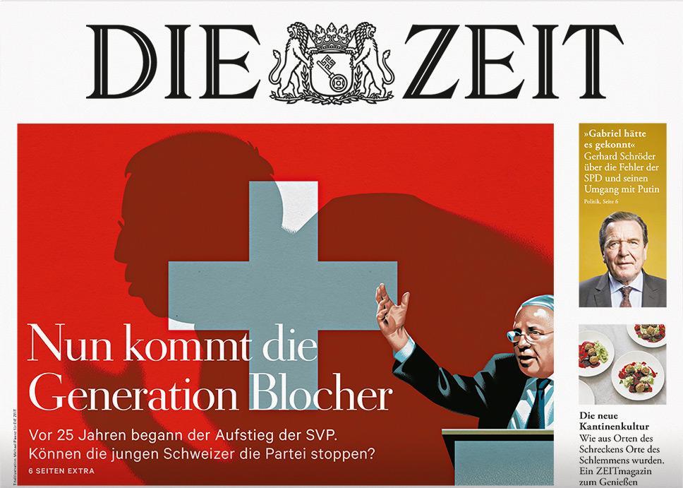 DIE ZEIT Schweiz 47/2017