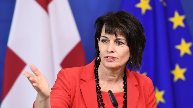 Schweiz: Ein veritabler Schock