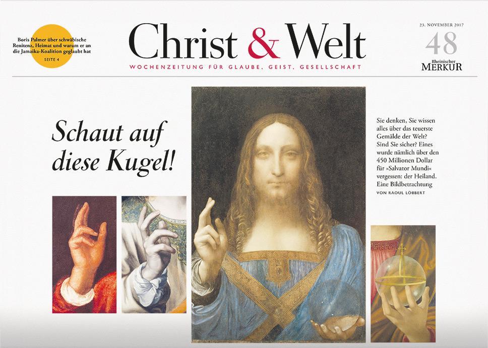Christ&Welt 48/2017