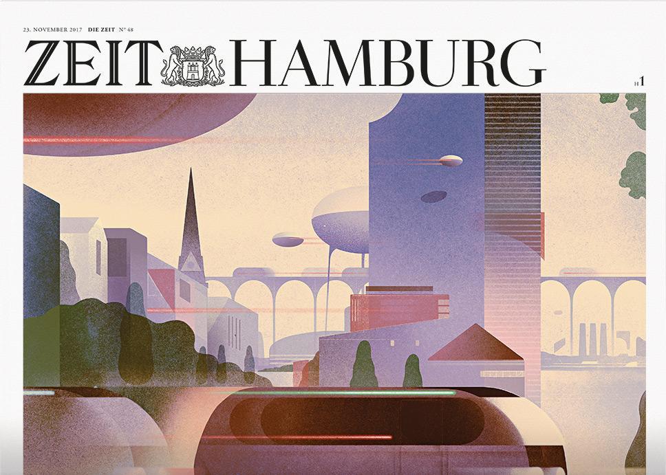 DIE ZEIT Hamburg 48/2017