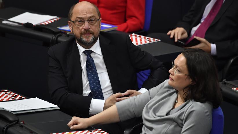 SPD: Lieber groß denken