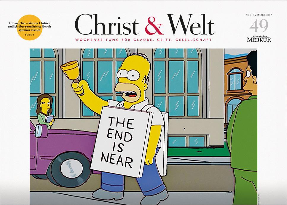 Christ&Welt 49/2017
