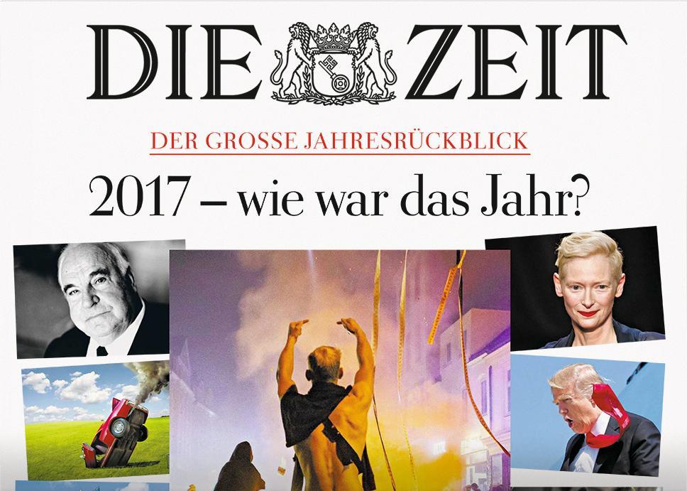 DIE ZEIT 50/2017