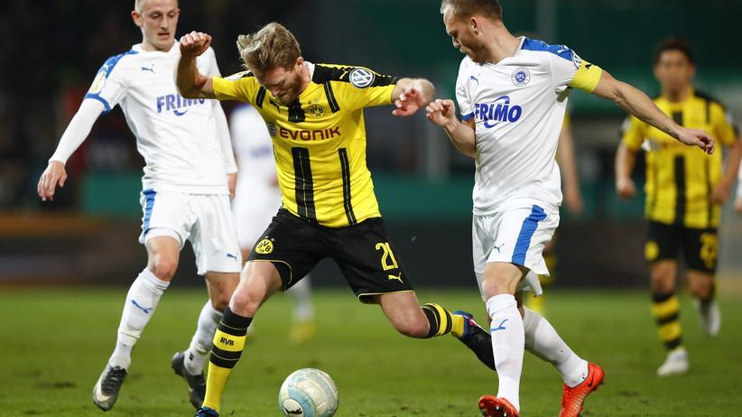 Borussia Dortmund: Die Leitwölfe fehlen