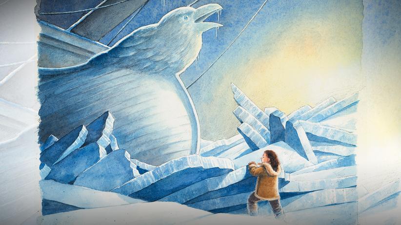 LUCHS Nº 371: Odyssee im Eis