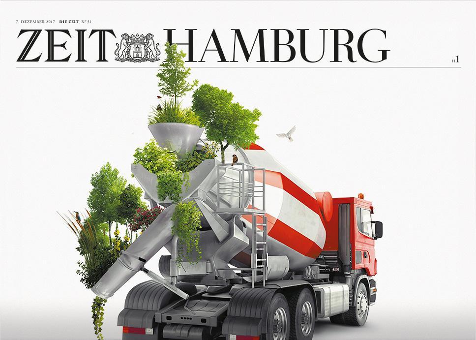DIE ZEIT Hamburg 51/2017