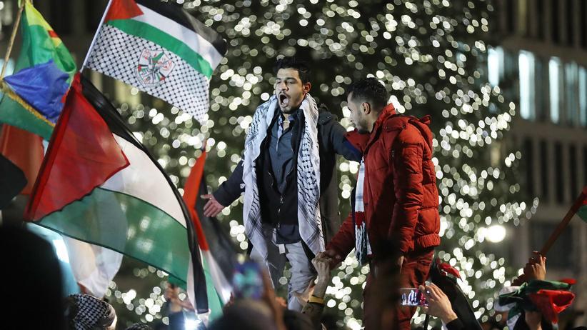 Antisemitismus: Nicht hier, nicht mit uns