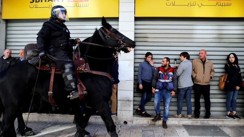 Jerusalem: Wem gehört die Heilige Stadt?
