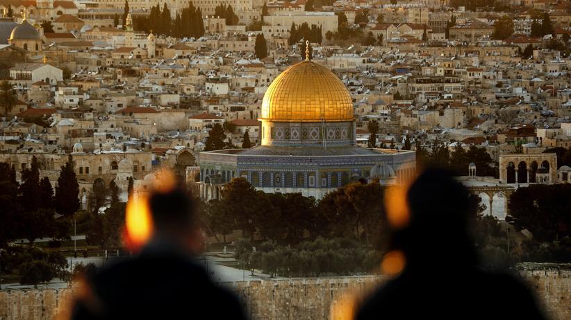 """Juden und Palästinenser: """"Also, was denkt ihr über Jerusalem?"""""""