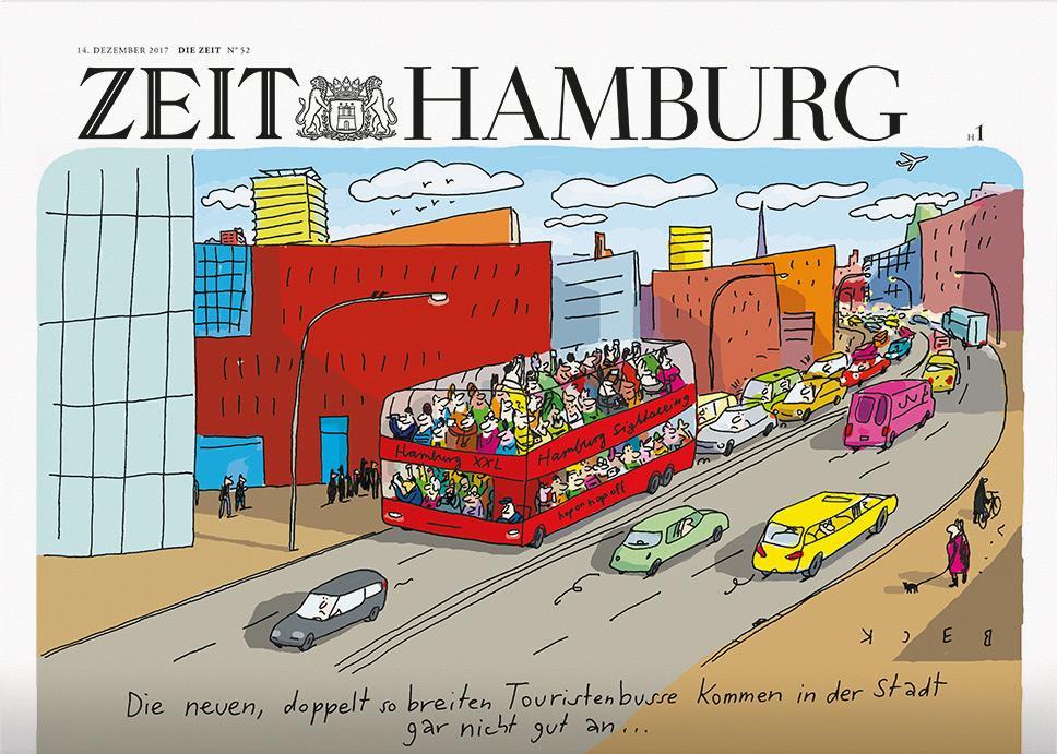 DIE ZEIT Hamburg 52/2017