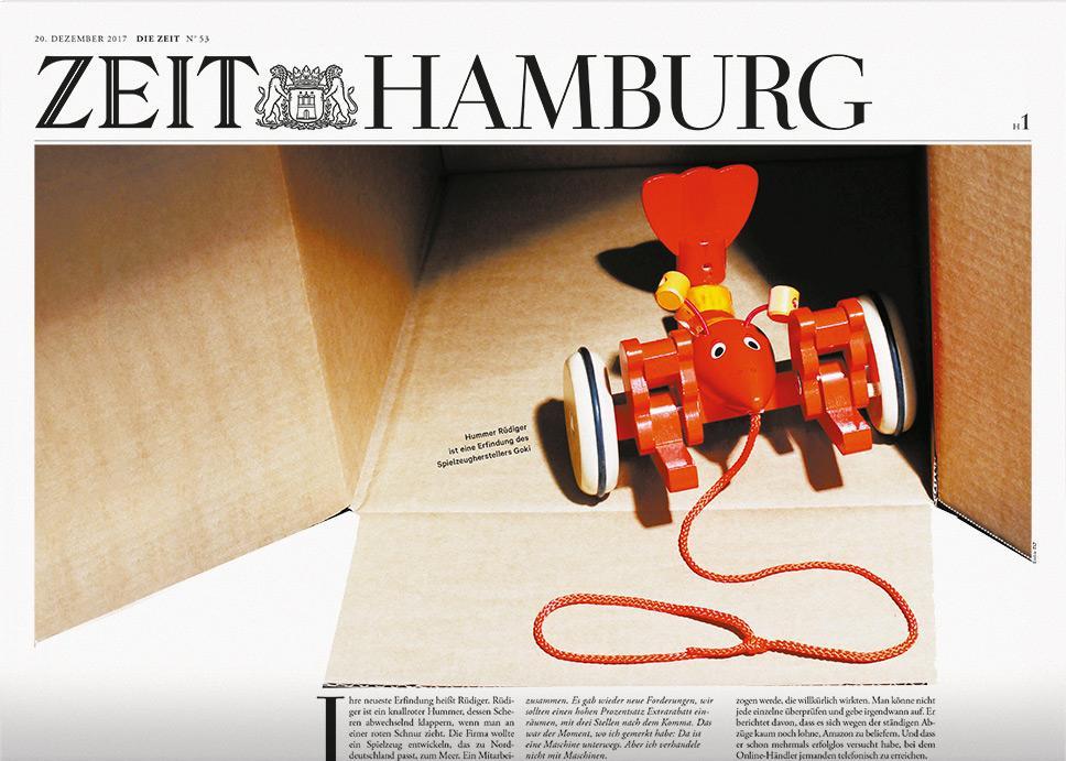 DIE ZEIT Hamburg 53/2017