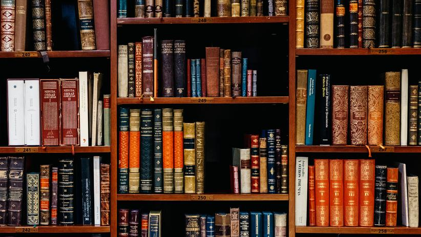 Lesen: Mein täglich Buch gib mir heute!