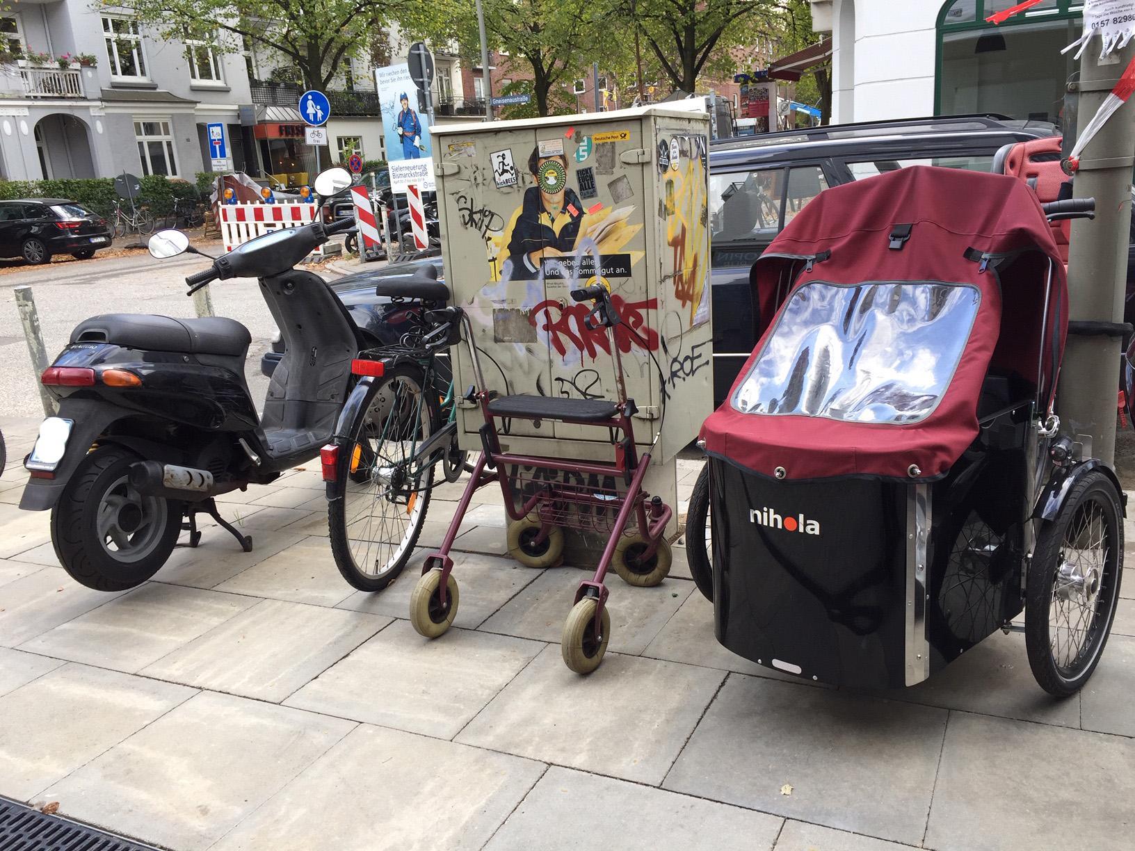 Mobilität in Hamburg