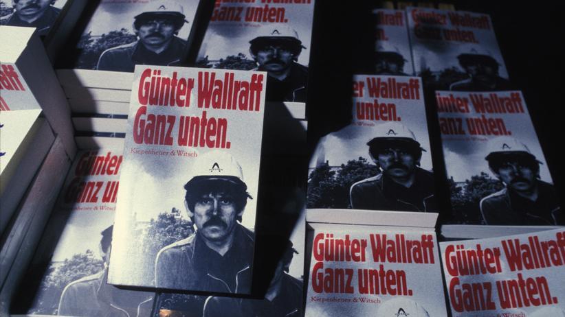 """Türkei: In dem 1985 erschienenen Buch """"Ganz Unten"""" beschreibt Günter Wallraff seine Erfahrungen als Gastarbeiter 'Ali'."""