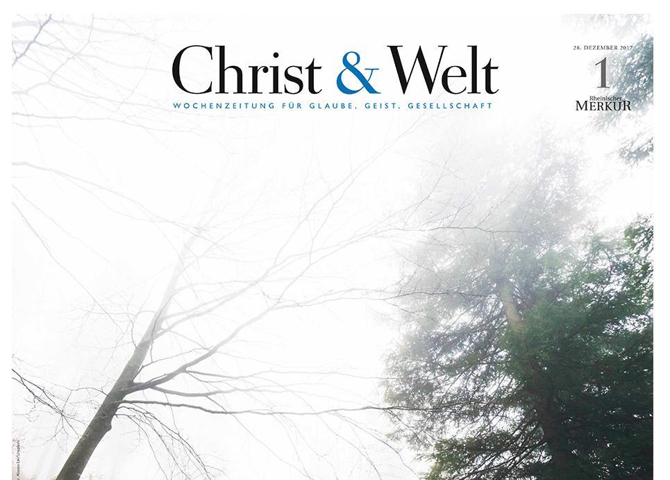 Christ&Welt 1/2018