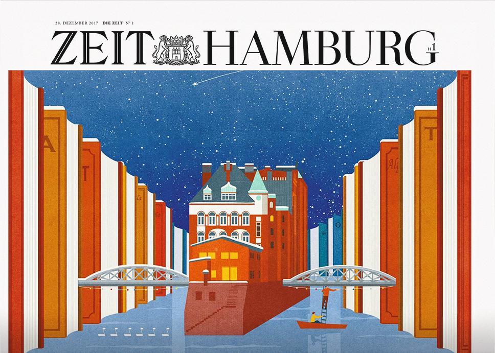 DIE ZEIT Hamburg 1/2018