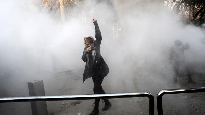 Iran: Zurückhalten, bitte