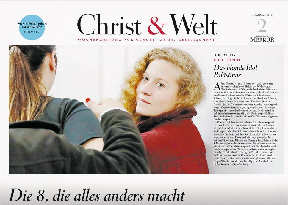Christ&Welt 2/2018