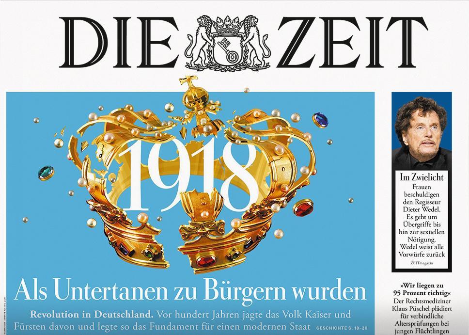 DIE ZEIT 2/2018