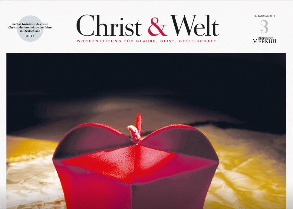 Christ&Welt 3/2018