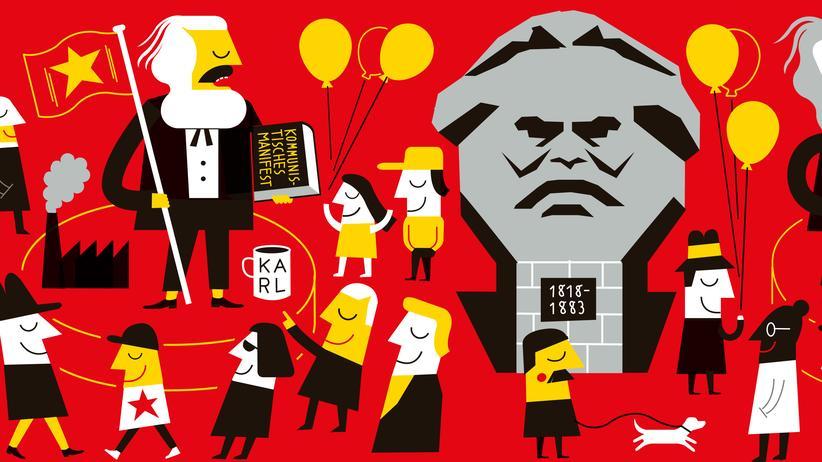 Jubiläum: So kommen Sie gut durchs Marx-Jahr