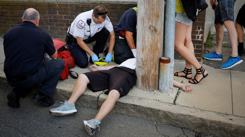 Opioide: Die USA betäuben sich zu Tode