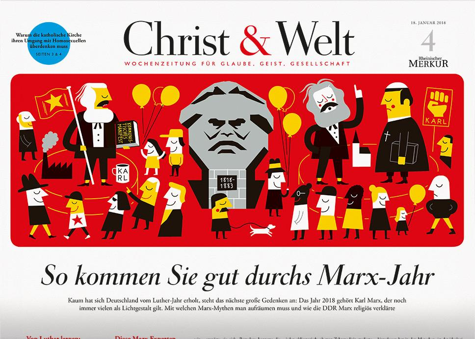 Christ&Welt 4/2018