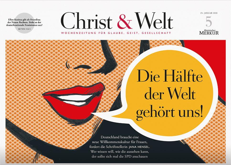 Christ & Welt 5/2018