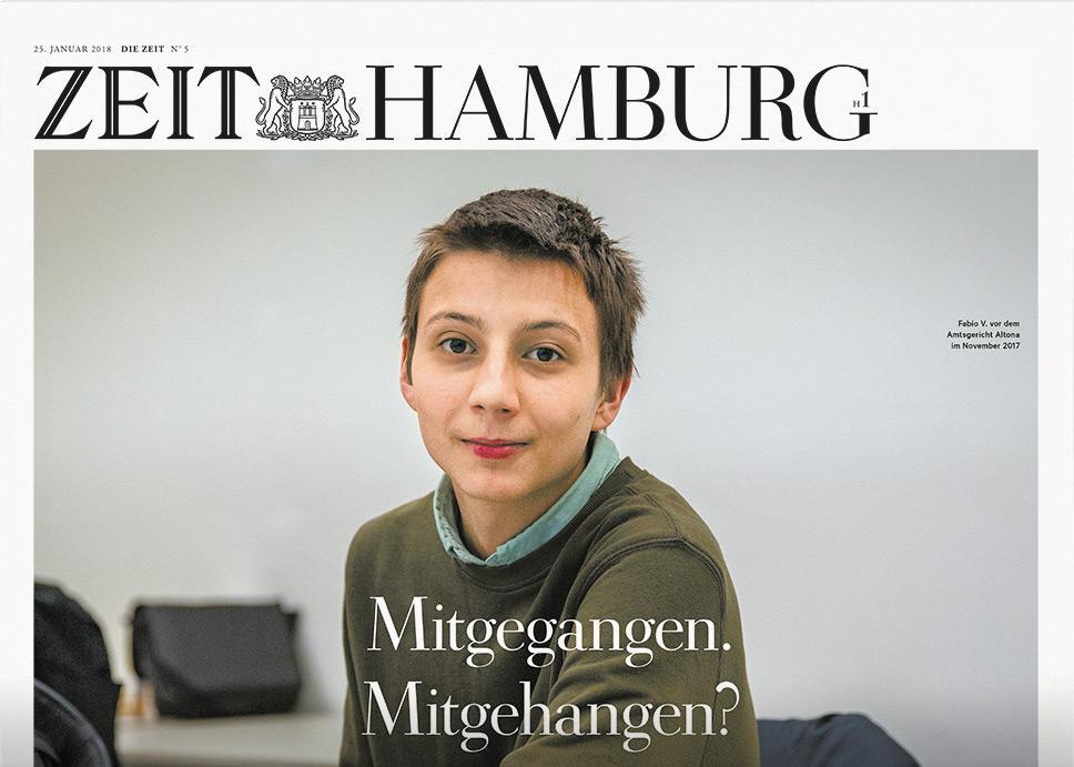DIE ZEIT Hamburg 5/2018