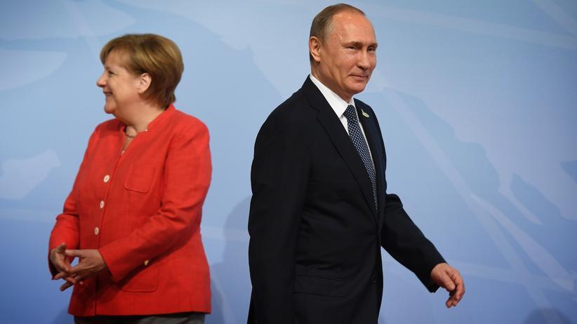 Russland: In einem Wortgefängnis